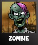 Zombie by klaatu81