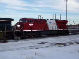 CP 8858 Vancouver 2010 Unit by MrConductor