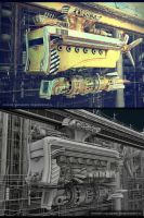 Metro-3, stages of work by Alexey-Starodumov