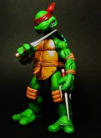 Raphael is cool but crude, by 1-2-3-faux