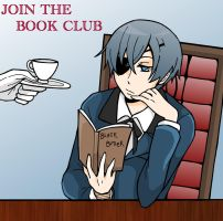 Join the Book Club 2011 by xxx-TeddyBear-xxx