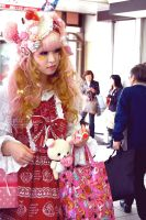 Harajuku girl II by x-chocoholique-x