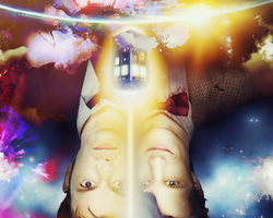 Doctor Who Wallpaper 2 by BeatlesAndStones