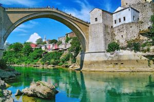 Mostar -Old Bridge 1 by CitizenFresh