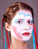 Creative Face Painting - Mask by PixelPerfectPhotog