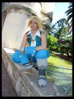 Cosplay: Zidane Tribal 2 by cacell
