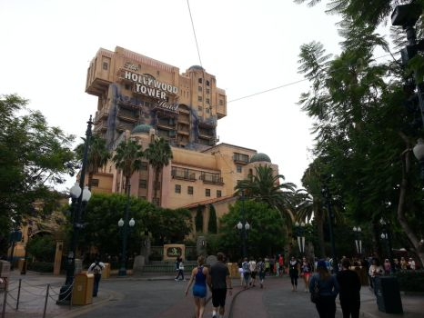 The Twilight Zone: Tower of Terror at DCA (2015) by CrimsonTuba1069