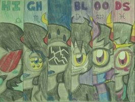 the highbloods by shayminlover492