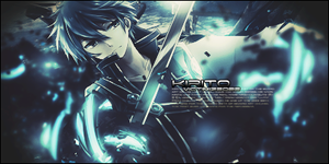 Kirito Signature by Victimized22