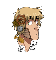 APH - Clockwork by SarcasticBrit