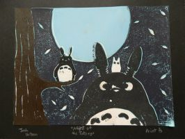 Night of the Totoro by ProNorst