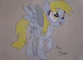 Tribute to Derpy Hooves by MichauDotCom