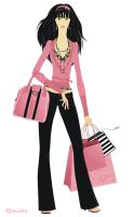 Shopping 2 by lanitta