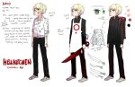 Nero Character Sheet by demitasse-lover