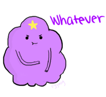 AT: Lumpy Space Princess by eggnog759