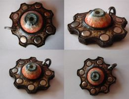 eye pendant by apterus