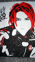 Gerard Way - Party Poison by NanaFreakout