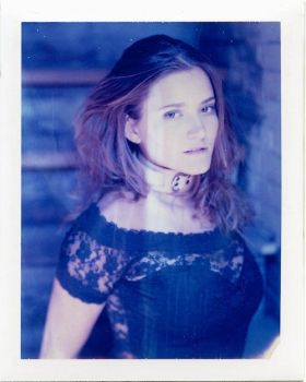 polaroid by Brooke Labrie by Akemisatya