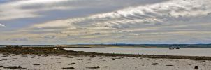 Holy Island Seascape 3 by muzzy500