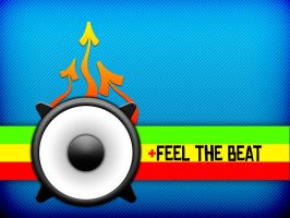 Feel the beat vector by goergen