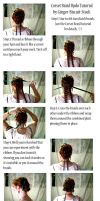 Corset Braid Updo Tutorial by Ginger-Biscuit-Stock