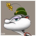 Slappy Squirrel Profile by mysticalpha