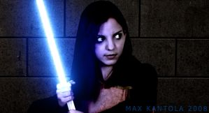 Female Jedi by Linkmax
