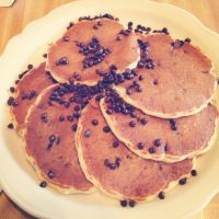 Chocolate Chip Pancakes by shelbyrenee