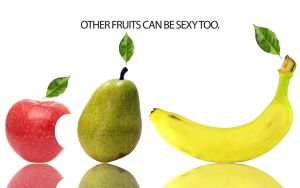 Other fruits can be sexy too. by alex3305