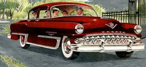 age of chrome and fins : 1953 DeSoto by Peterhoff3