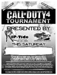 Tournament flier by Swaptrick