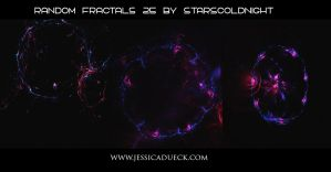 Random fractals 25 by Starscoldnight by StarsColdNight