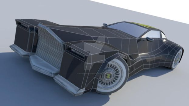 Z-Type Remake WIP by NightShadow02