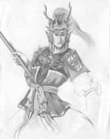 Lord Ma Chao by DW3Girl