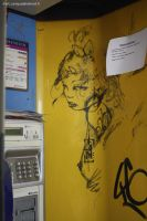 Art or phone box ? III by ArtCynique