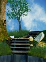 Premade Background 134 by AshenSorrow