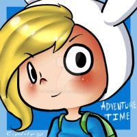 Fionna Icon by mizzbabygurl