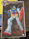 gundam mobile suit model kit 1 by whovianart