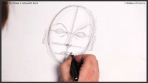 How to Draw a Woman's Face 008 by drawingcourse