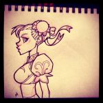 Chun Li - The First Lady of Fighting Games by Zatransis