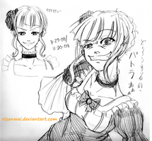 Crazy Beato .:Sketch:. by RizanWAI