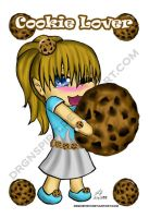 Sweets: Cookie Lover by aisazia