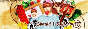 [Cover Zing] Luhan EXO- Should I Call You??? by jangkarin