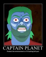Captain Planet by mini-man92