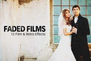 Faded Films by SparkleStock by pstutorialsws