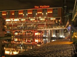 The Mailbox, Birmingham by PyramidHead