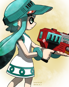 Rapid Blaster 4/4 by eric-may