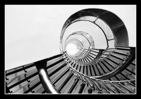 snail stairs by Tyrung