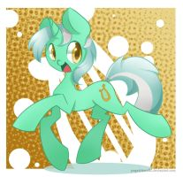 Lyra by PegaSisters82