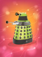 Dalek Eternal by loffysage